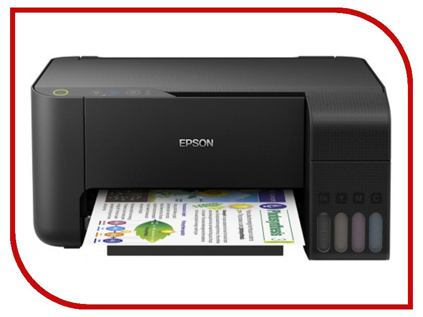 МФУ Epson L3110 C11CG87405 мфу epson l3070