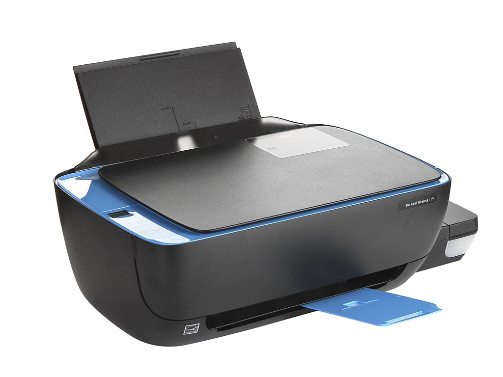 МФУ HP Ink Tank Wireless 419 Выгодный набор + серт. 200Р!!!