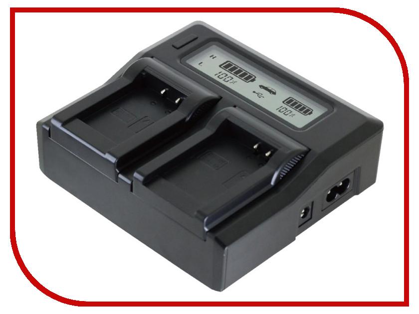 Зарядное устройство Relato ABC02/BP808 с автомобильным адаптером для Canon BP-808/809/819/820/827/828 aккумулятор powerplant canon bp 828 chip
