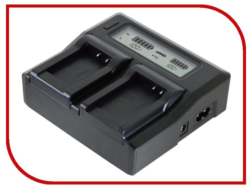 Зарядное устройство Relato ABC02/LP-E8 с автомобильным адаптером для Canon LP-E8 зарядное устройство dicom solo e8 for canon lp e8