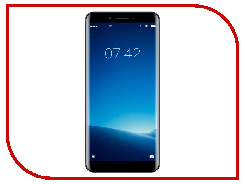 Сотовый телефон DOOGEE X60 Matte Black смартфон doogee x50 black