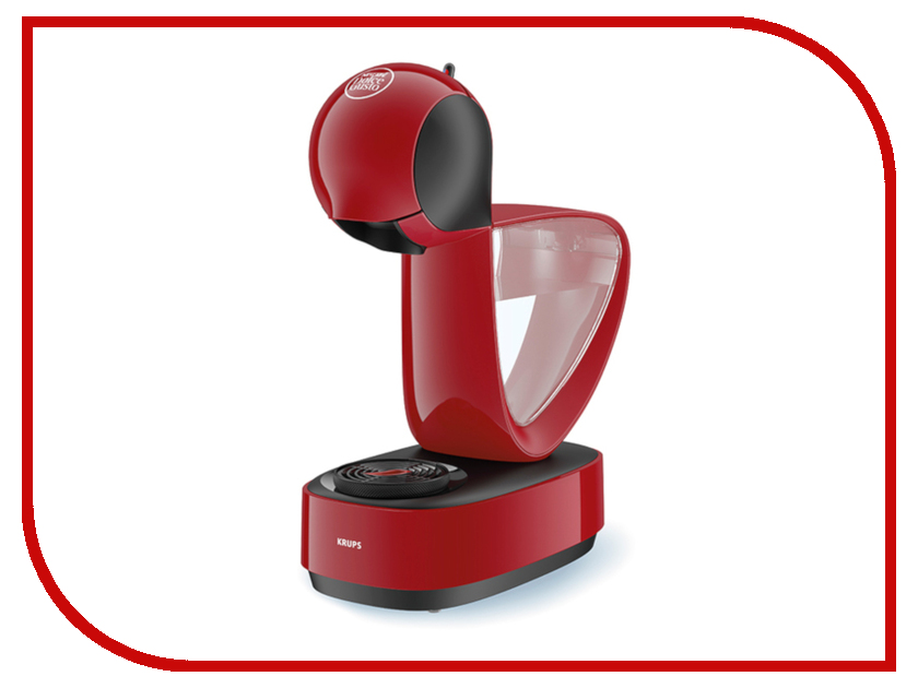 Кофемашина Krups KP170510 Dolce Gusto Red