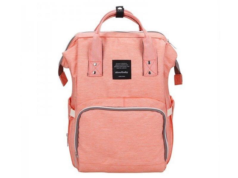 Рюкзак-сумка для мамы и малыша Veila Pink
