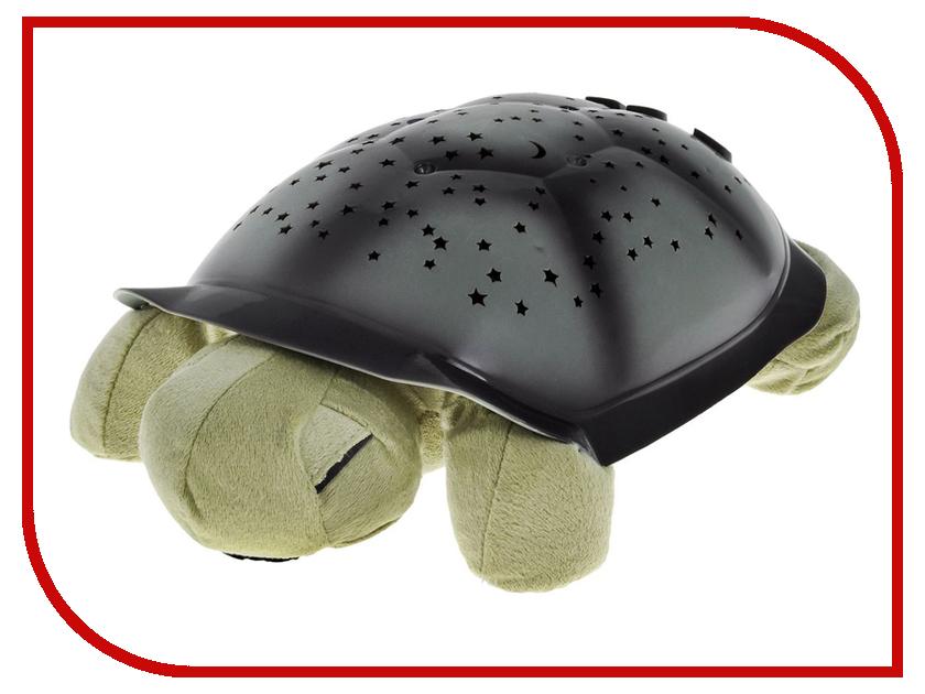 Фото - Светильник Veila Музыкальная черепаха - ночник-проектор проектор