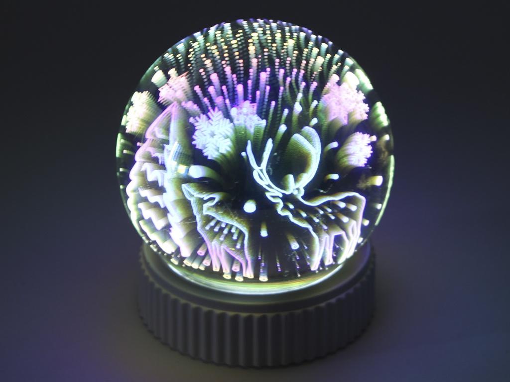 Светильник Veila Новогодний 3D