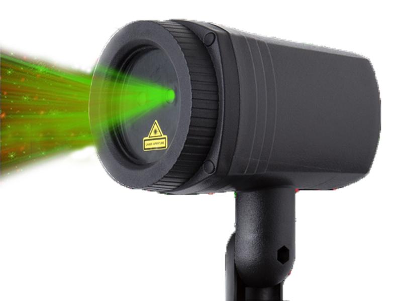 Лазерная уличная подсветка Veila