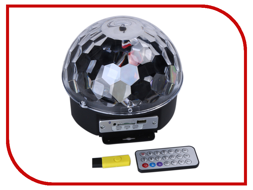 Светильник Veila Magic Ball Light MP3 триммер dde eb 1000 rd