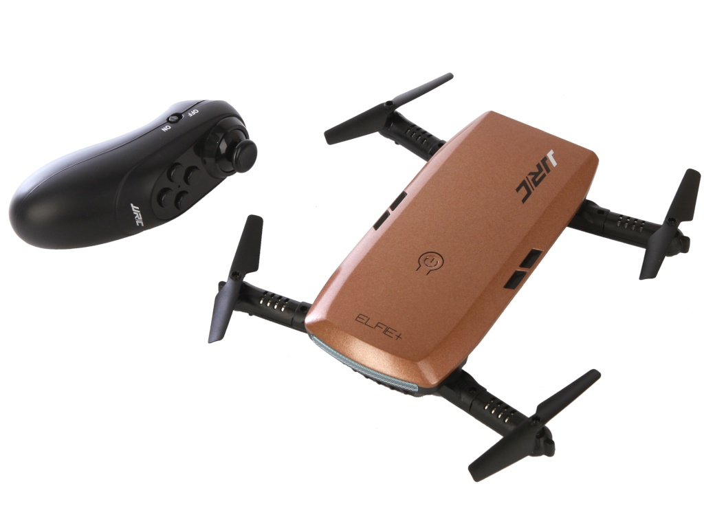 Квадрокоптер JJRC H47 Elfie Plus