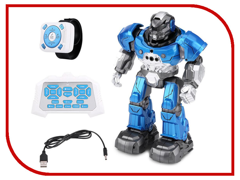 Игрушка JJRC R5 Human Following Robot with Smartwatch Control gm18 smartwatch phone