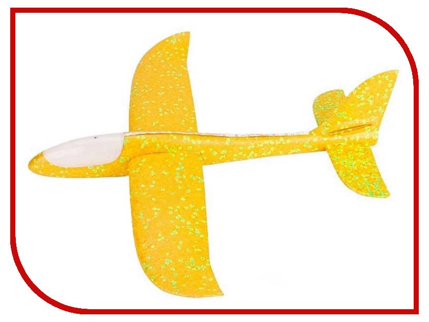 все цены на Игрушка Element13 Самолет планер с музыкой LED Yellow 00038
