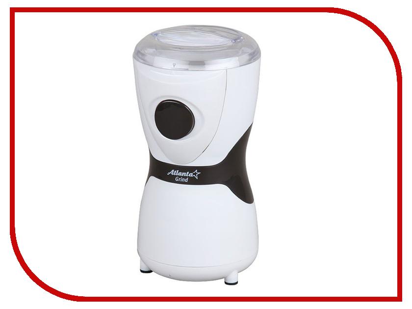 Кофемолка Atlanta ATH-3395 White