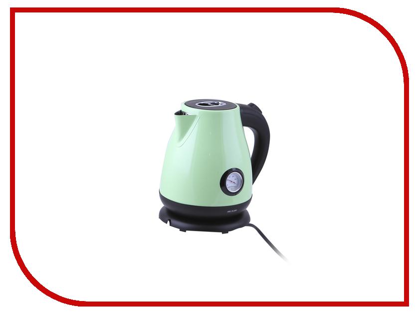 Чайник Kitfort KT-642-6 Light Green чайник kitfort kt 625 6 black