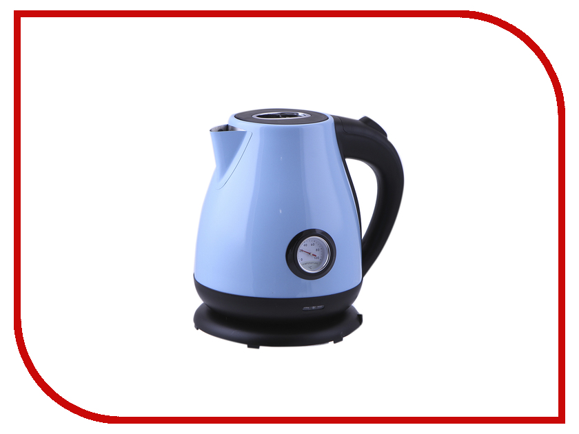 Чайник Kitfort KT-642-2 Light Blue пылесос kitfort kt 523 2 light blue