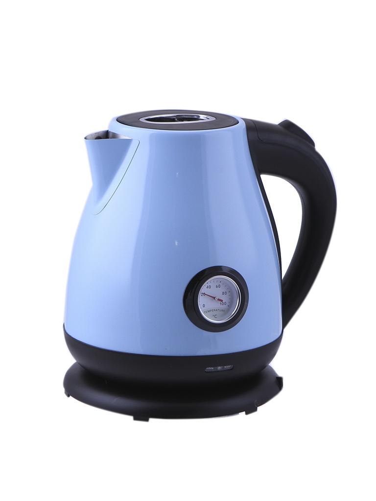 Чайник Kitfort KT-642-2 Light Blue