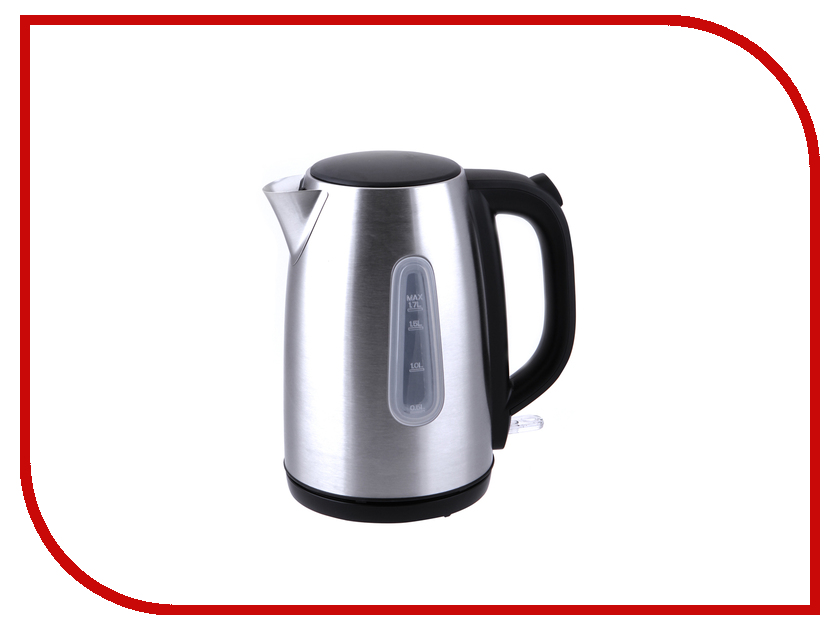 Чайник Kitfort KT-632 Black-Steel кофеварка kitfort kt 715 black steel