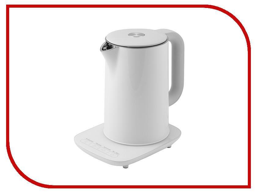 Чайник Kitfort KT-629 White чайник kitfort kt 637