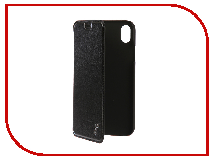 Аксессуар Чехол G-Case Slim Premium для APPLE iPhone XR Black GG-978 аксессуар чехол apple ipad air 2 g case slim premium black gg 505