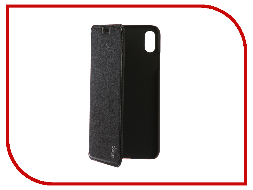Аксессуар Чехол G-Case Slim Premium для APPLE iPhone XS Max Black GG-979 аксессуар чехол apple ipad air 2 g case slim premium black gg 505