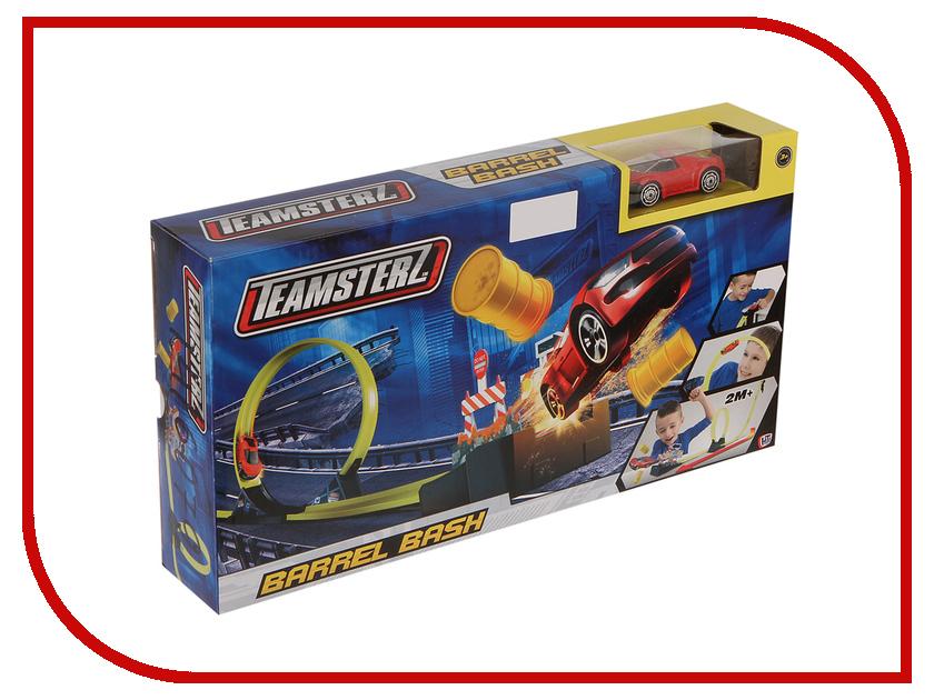Автотрек HTI Teamsterz 1416079.V17 треки hti автотрек hti teamsterz динозавр велоцераптор с 1 машинкой и пусковой установкой