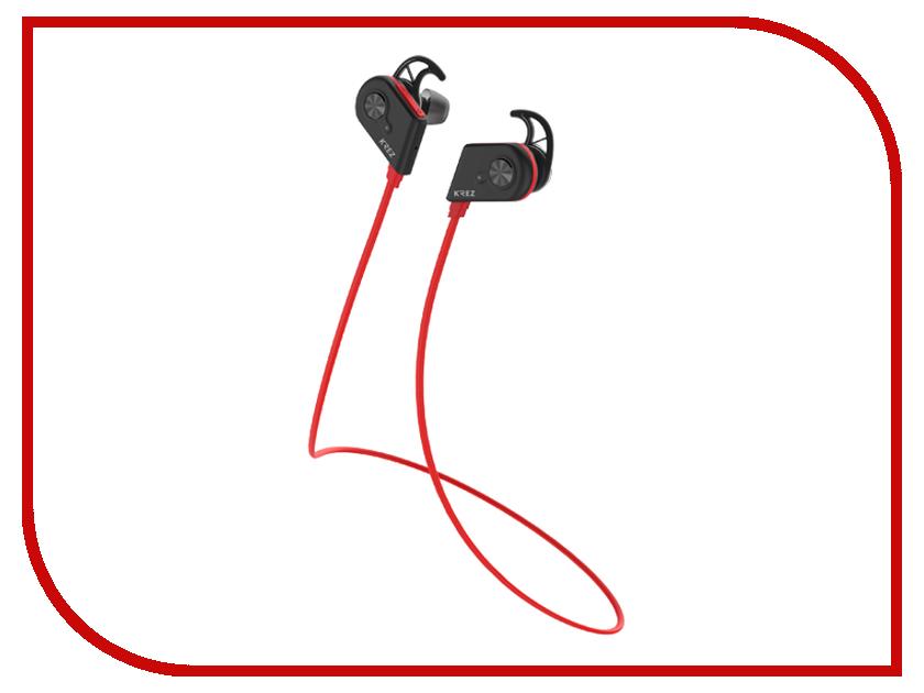 KREZ Sport Black-Red 3d ручка krez p3d01 white