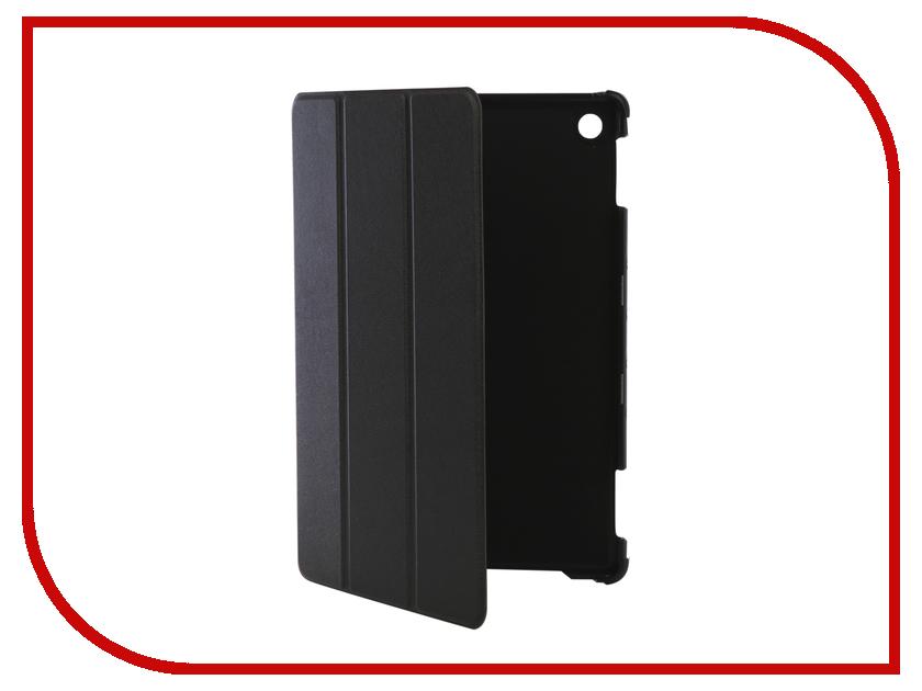 Аксессуар Чехол для Huawei MediaPad M5 10 Lite 10.1 Partson Black T-106