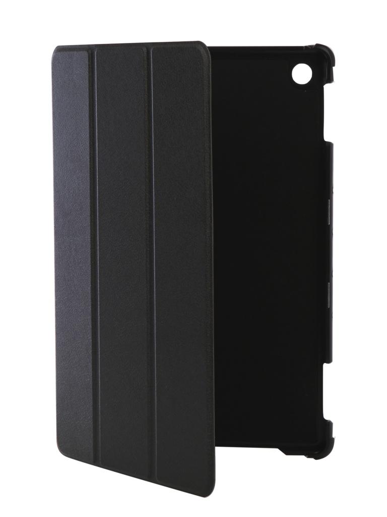 Аксессуар Чехол Partson для Huawei MediaPad M5 10 Lite 10.1 Black T-106