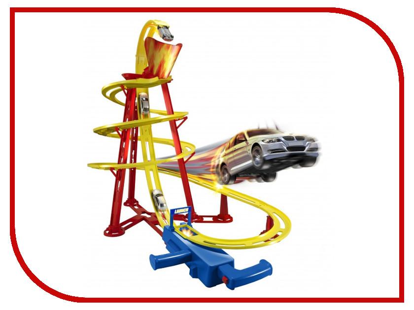 Автотрек HTI Teamsterz Volcano Launcher треки hti автотрек hti teamsterz динозавр велоцераптор с 1 машинкой и пусковой установкой