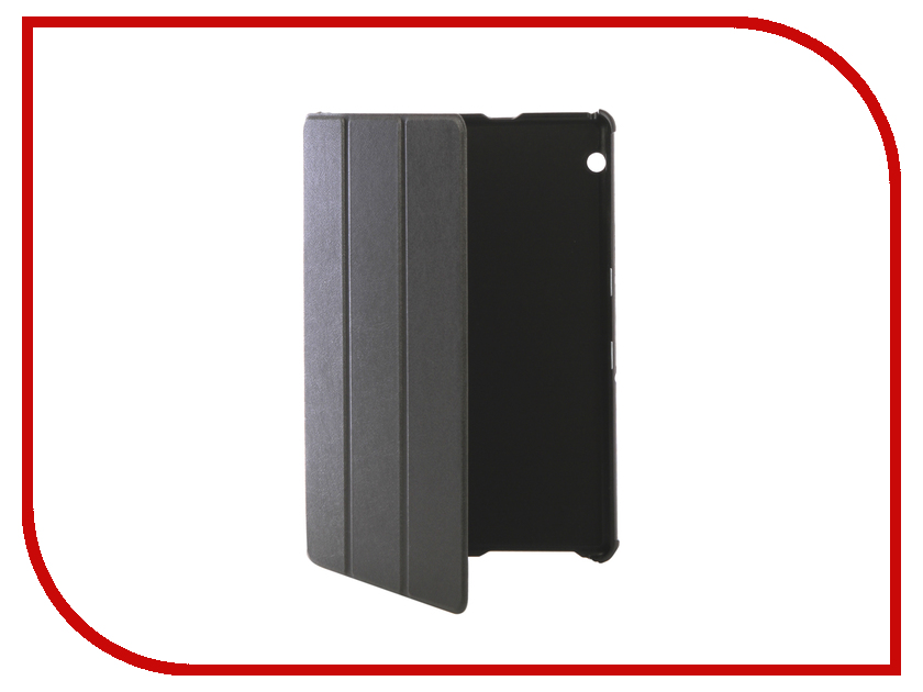 Аксессуар Чехол для Huawei MediaPad T5 10.1 Partson Black T-108 аксессуар чехол partson для apple ipad 2018 9 7 black t 096