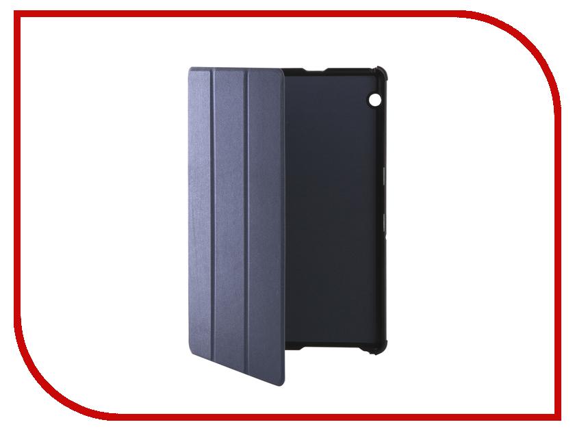 Аксессуар Чехол для Huawei MediaPad T5 10.1 Partson Blue T-109 аксессуар чехол partson для apple ipad 2018 9 7 black t 096