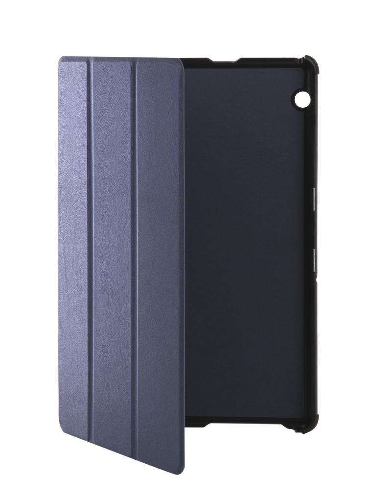 Чехол Partson для Huawei MediaPad T5 10.1 Blue T-109