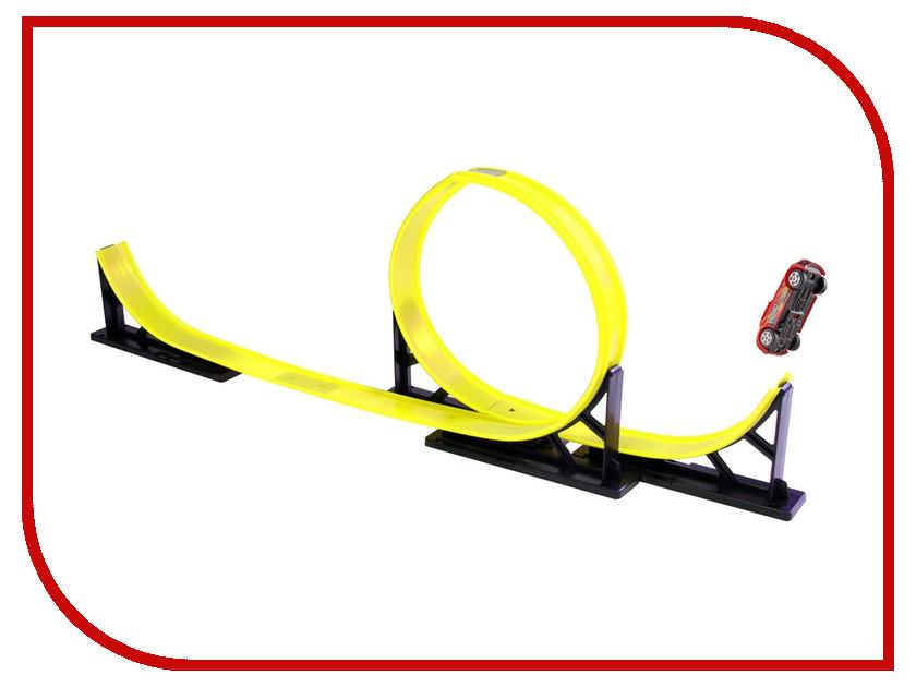 Фото - Автотрек HTI Турбо прыжок 1416243.00 машины hti трек teamsterz турбо прыжок с мертвой петлей
