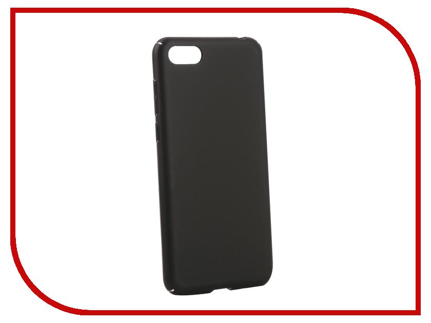Аксессуар Чехол для Huawei Y5 Lite Zibelino Soft Matte Black ZSM-HUA-Y5-LIT-BLK аксессуар чехол для huawei y5 prime 2018 zibelino pc black zpc huw y5pr 2018 blk