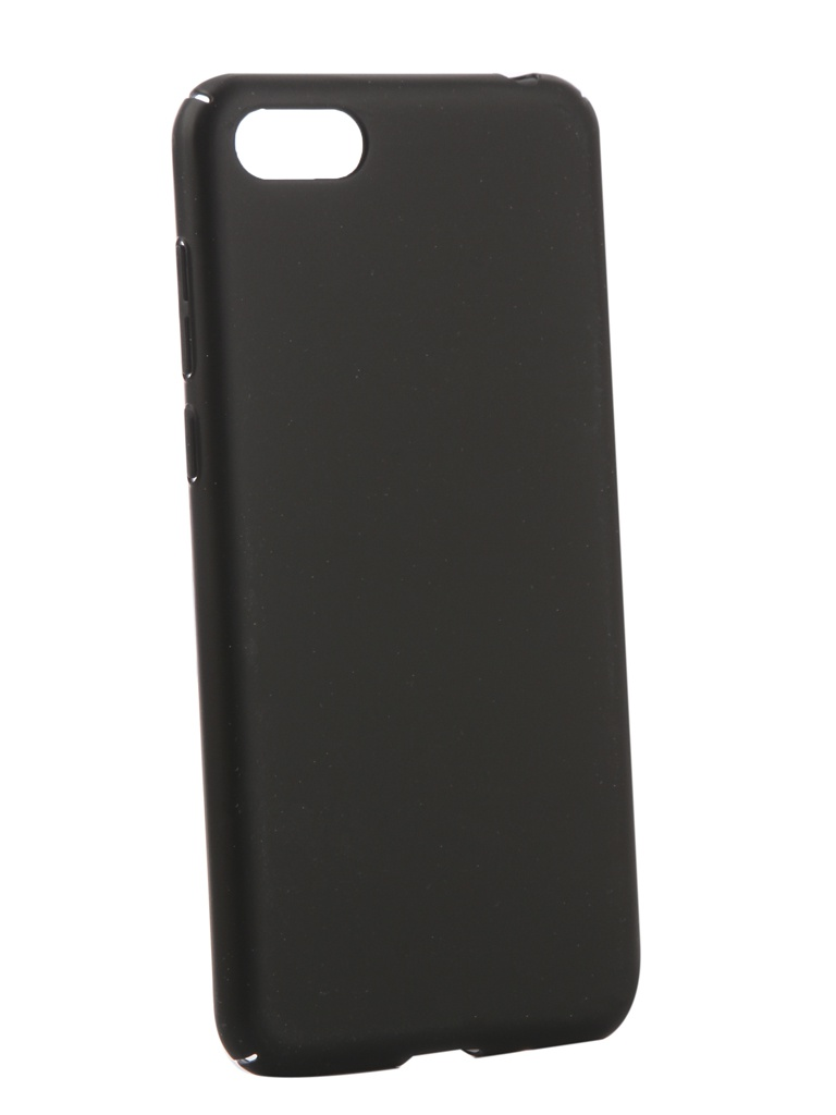 Аксессуар Чехол Zibelino для Huawei Y5 Lite Soft Matte Black ZSM-HUA-Y5-LIT-BLK