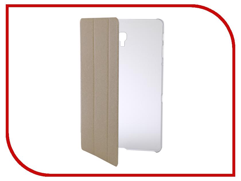 Аксессуар Чехол для Samsung SM-T590 Galaxy Tab A 10.5 Zibelino Tablet Gold ZT-SAM-T590-GLD аксессуар чехол для samsung galaxy tab a 10 5 sm t590 palmexx smartbook red px smb sam taba t590 red