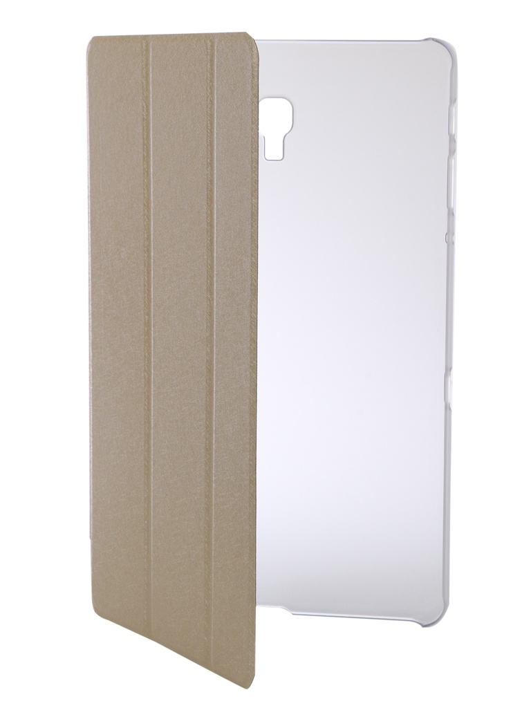 Аксессуар Чехол Zibelino для Samsung SM-T590 Galaxy Tab A 10.5 Tablet Gold ZT-SAM-T590-GLD аксессуар чехол zibelino для samsung sm j730f galaxy j7 2017 cover back elegant grey zcbe sam j730f gry