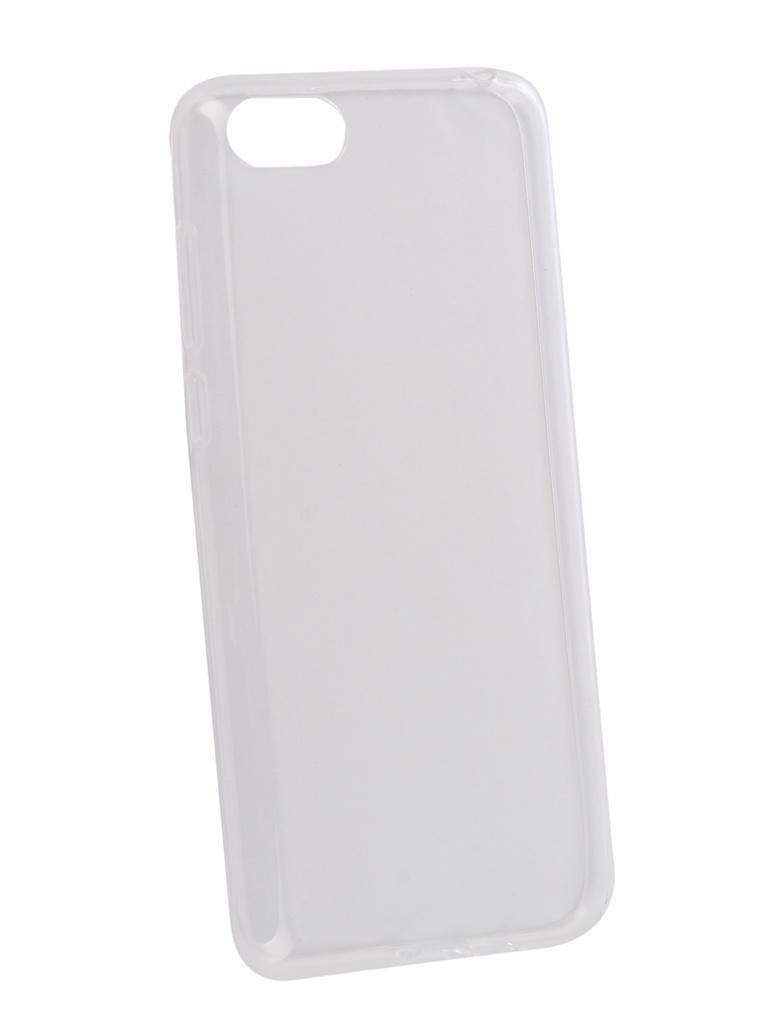 Чехол Zibelino для Huawei Y5 Lite 2018 5.5 Ultra Thin Case Transparent ZUTC-HUA-Y5-LIT-WHT