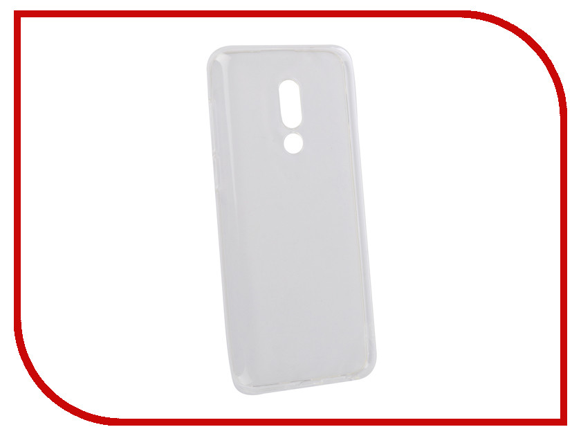 Аксессуар Чехол для Meizu M16th 6.0 Zibelino Ultra Thin Case Transparent ZUTC-MZU-M16-WHT аксессуар чехол для meizu m6 note zibelino ultra thin case black zutc mzu m6 not blk