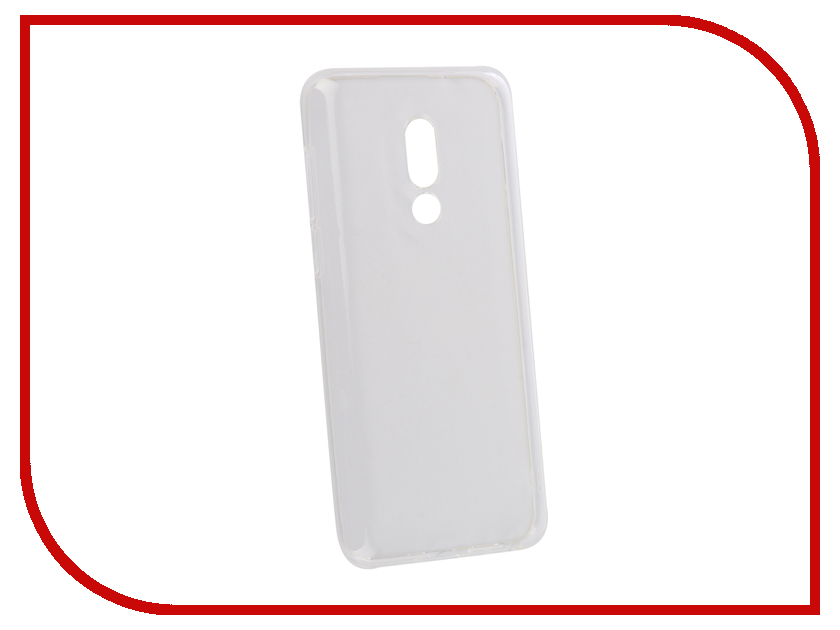 Аксессуар Чехол для Meizu M16th Plus 6.5 Zibelino Ultra Thin Case Transparent ZUTC-MZU-M16-PLS-WHT katia g повседневные брюки page 5