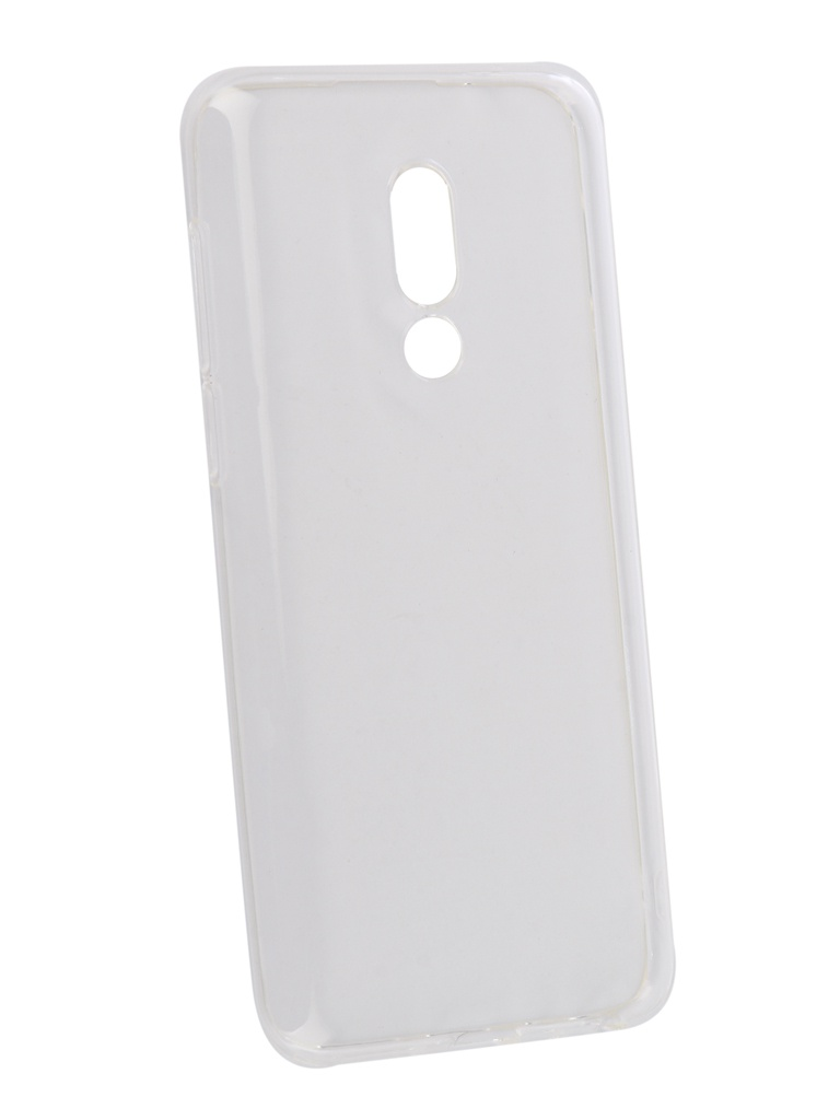 Аксессуар Чехол Zibelino для Meizu M16th Plus 6.5 Ultra Thin Case Transparent ZUTC-MZU-M16-PLS-WHT