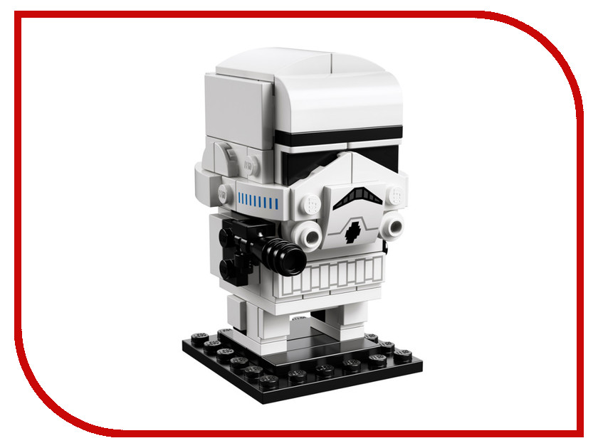 Конструктор Lego BrickHeadz 124 дет. 41620 конструктор ogosport bits hitch 20 дет og0601