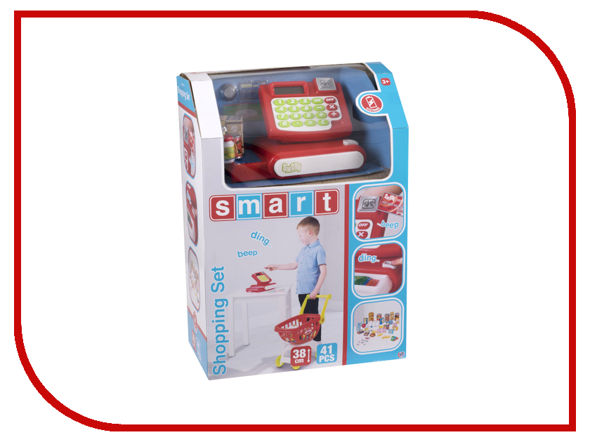 HTI Шоппинг центр Smart 1684456.00 hti чайничек smart 1680598 00