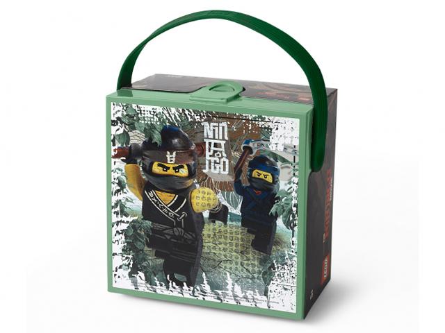 Ланч-бокс Lego Ninjago Movie 40511741 game deal playstation lego ninjago movie