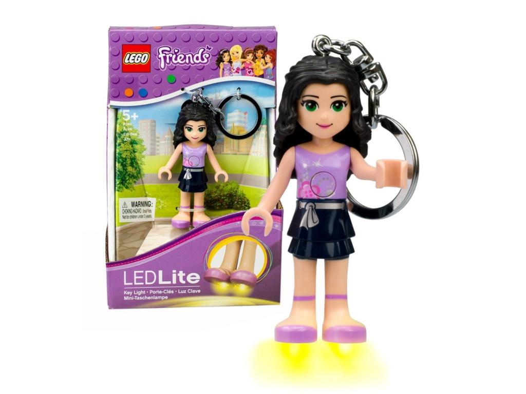 Брелок Lego Friends LGL-KE22E брелок lego red 51393