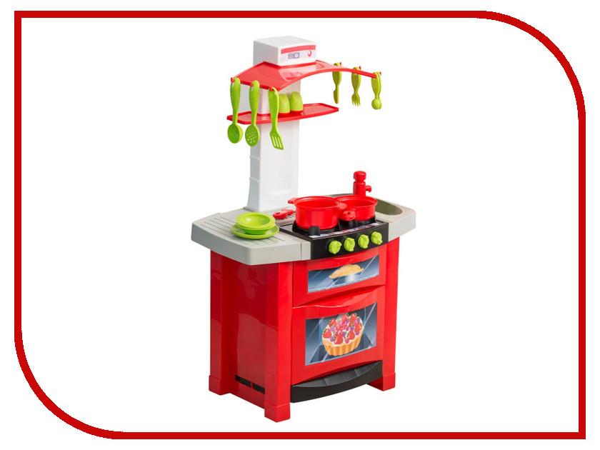 HTI Большая электронная кухня Smart 1684472.00 игровая кухня hti zanussi электронная мобильная
