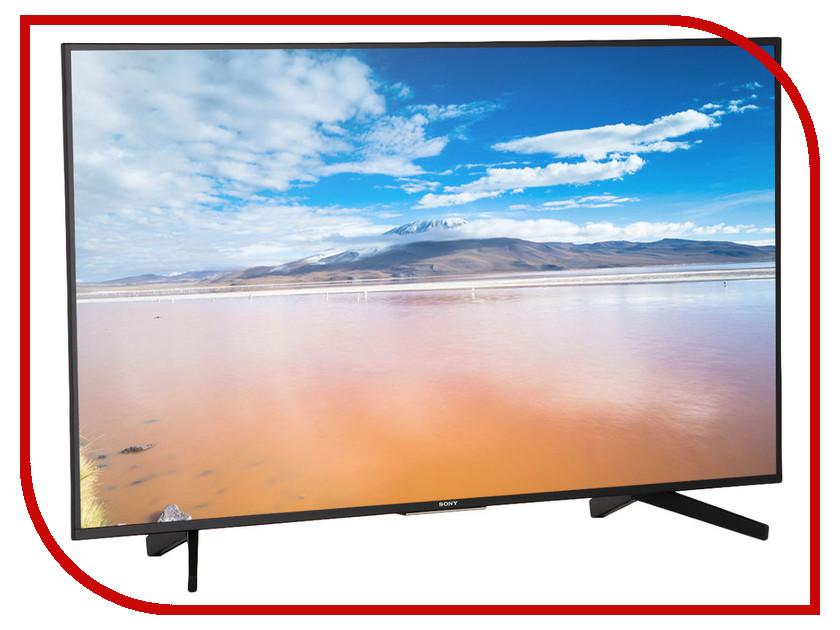 Телевизор Sony KD-55XF7096 телевизор sony kd 55xf8596
