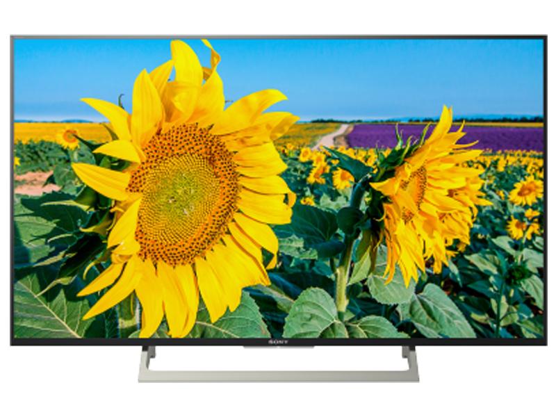 Телевизор Sony KD-43XF8096 телевизор sony kd 55xf8596
