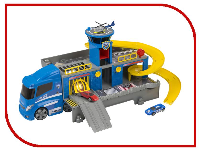 Автотрек HTI Полицейский грузовик 1416389.00 автотрек hti 1415944 00