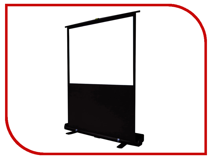 Экран Sakura Cinema Floor Stand Screen 16:9 92x163cm SCPSF-92x163 affordable 1080p cinema projector screen acoustically transparent fabric 135inch 16 to 9 fixed frame screens