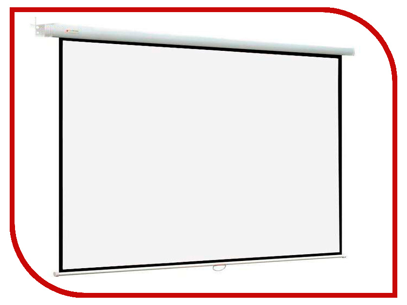 Экран Sakura Cinema Wallscreen 16:9 186x104.6cm Gray SCPSW-186x104GR