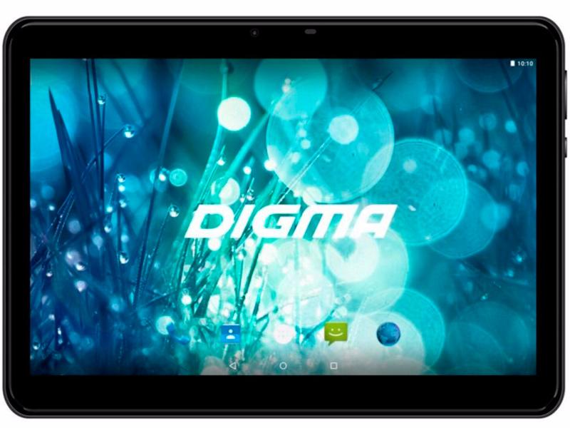 Планшет Digma Plane 1572N 3G Black цена